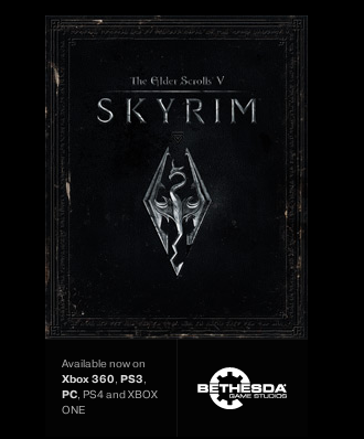 skyrim ps4 xbox one