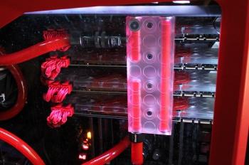 origin pc genesis cooling