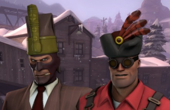 tf2 hats promotional