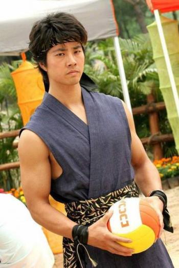 Kane Kosugi Dead or Alive