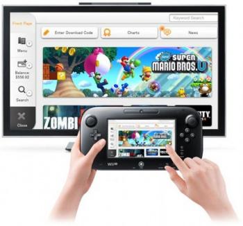 Wii U Network