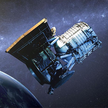 NEOWISE Space Telescope - Main
