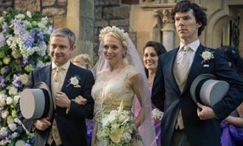 Sherlock season 3 The Sign of Three