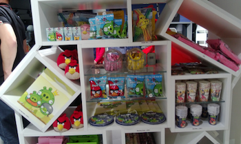 Angry Birds Merch