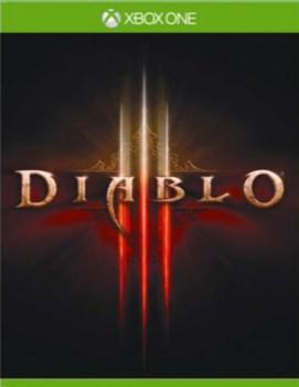 Diablo III Xbox One box