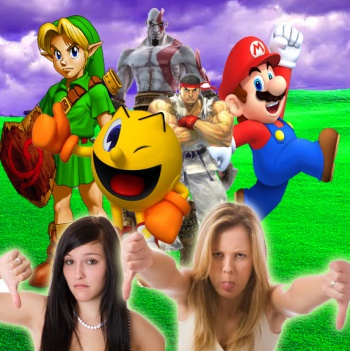 Top 5 Video Game Characters Picking Women Up