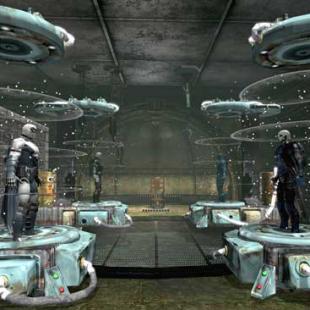 DC Universe Online armories