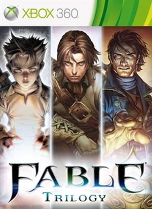 fable trilogy box art