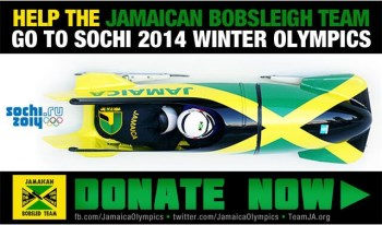 Jamaican Bobsled Team donations