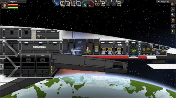 Starbound Mass Effect Normandy