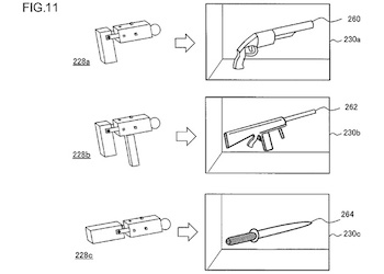 Sony Modular Move Controller Patent
