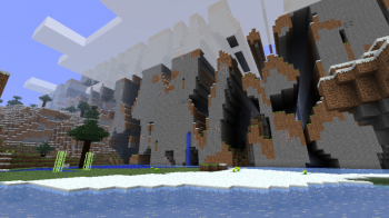 minecraft the far lands