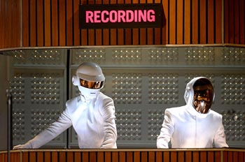 Daft Punk Get Lucky Grammys 2014