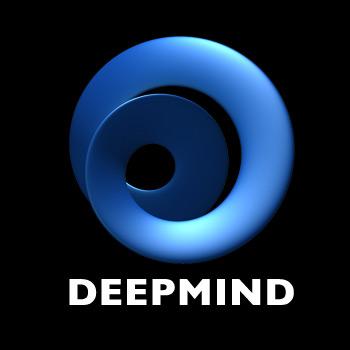 DeepMind Logo - Main