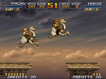 metal slug 3 steam screenshot