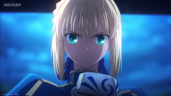the next fate stay night anime will be more alike in tone to ufotable