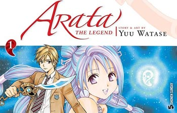 Arata the Legend