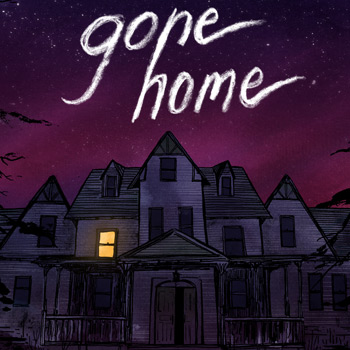 Gone Home - Main