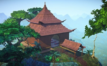 large pagoda embed