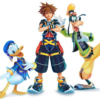 Kingdom Hearts - Main