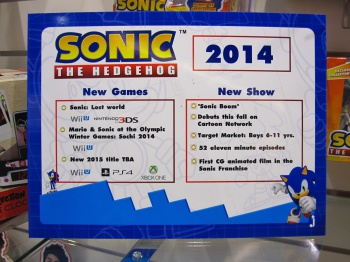 new sonic game 2015