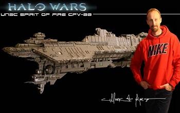 Halo Ship