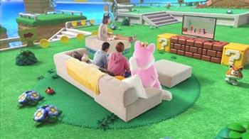Nintendo Super Mario 3D World ad