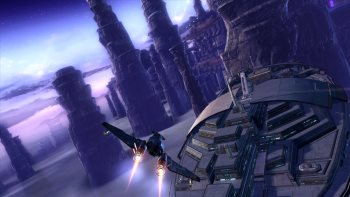 Star Wars: The Old Republic Galactic Starfighter screen