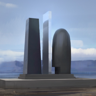 EVE Monument