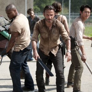 The Walking Dead S4