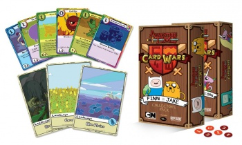 Adventure Time Card Game 2