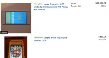 Flappy Bird eBay 2