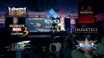 evo 2014 lineup