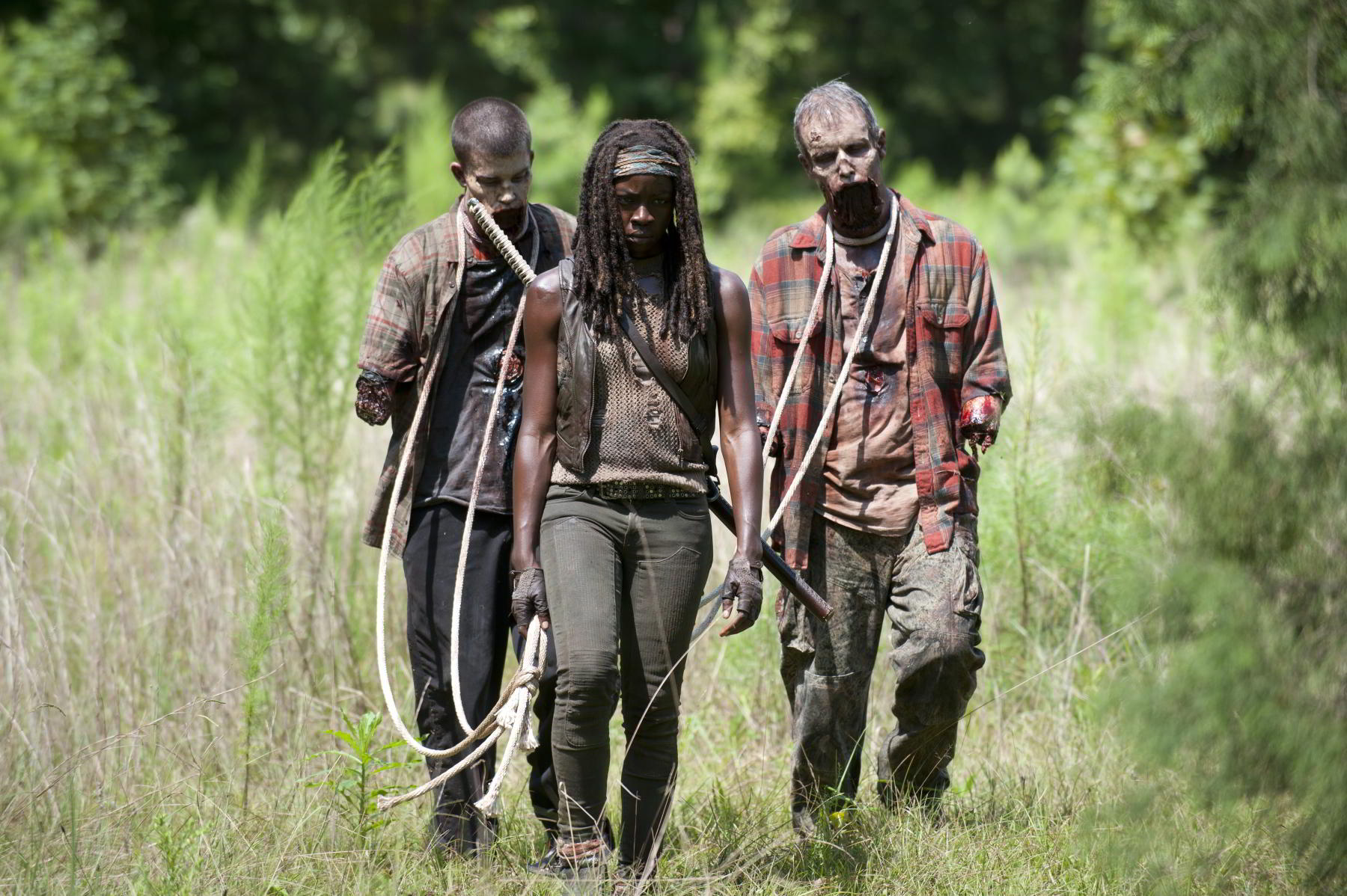 walkingdeads4e9-after-michonne-with-walkers