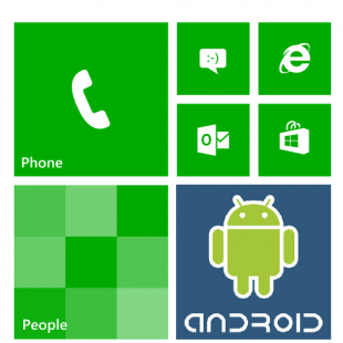 Windows Phone 8 Android