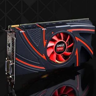 AMD R7 265 Graphics Card