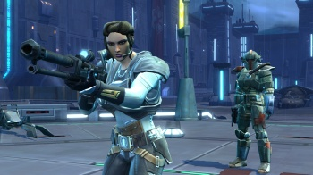 Old Republic Imperial Agent 6