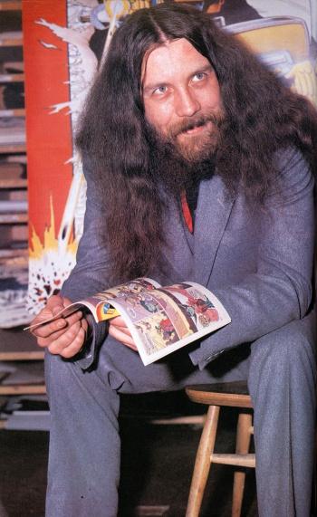 Alan Moore 1980s