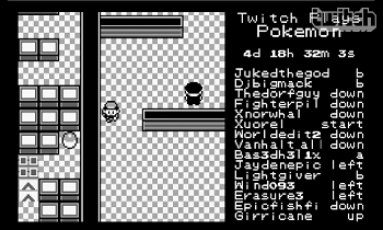Twitch Pokemon