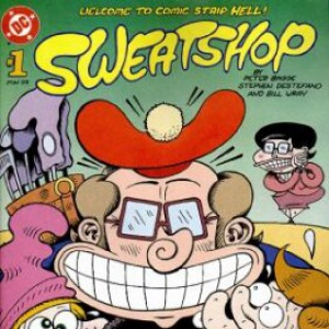 DC Comics Sweatshop Issue 1
