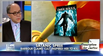 Fox News Dark Souls cap