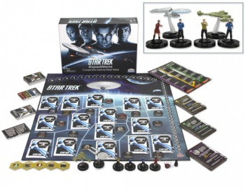 star trek expeditions board