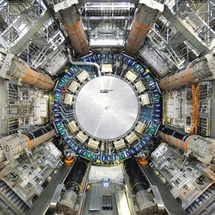 CERN Large Hadron Collider Atlas