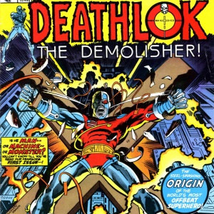 Deathlok Luther Manning