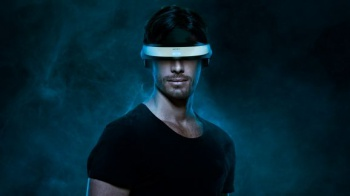 sony ps4 virtual reality headset