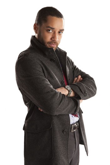 Samuel Anderson Doctor Who
