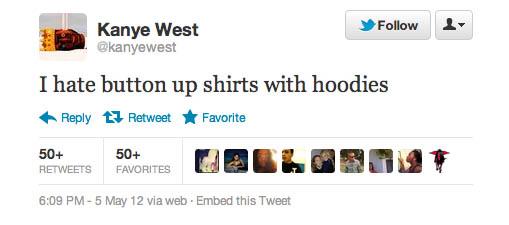 Kanye West Twitter 07