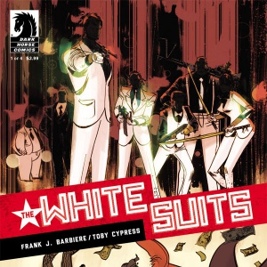 The White Suits Full Cover