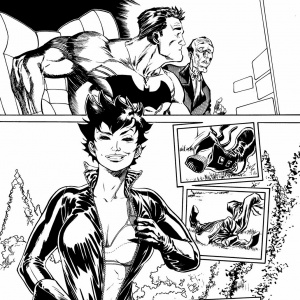 Catwoman #3 Page 18