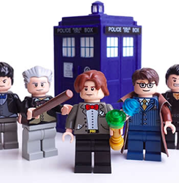 Doctor Who Lego - Main